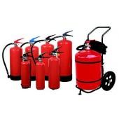 Extintores contra Incêndio